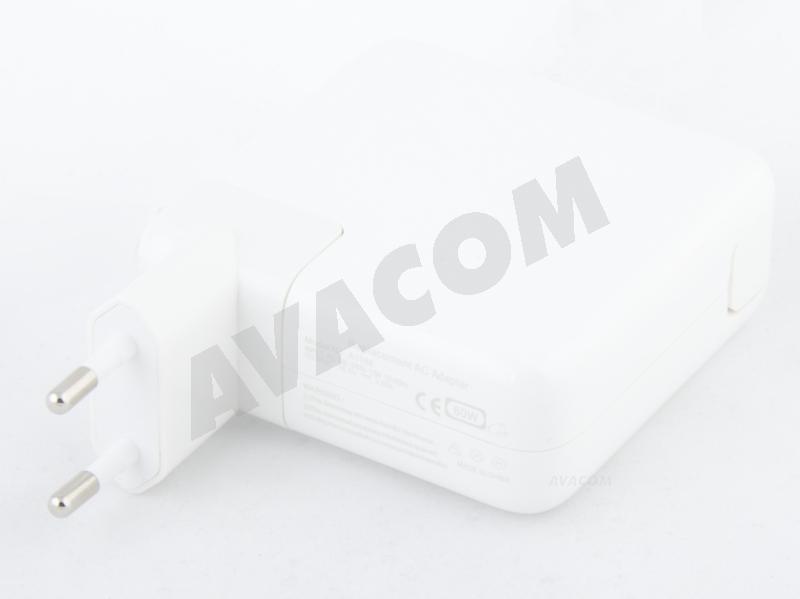 AVACOM Nabíjecí adaptér pro notebook Apple 16,5V 3,65A 60W magnetic flip (MagSafe 2)