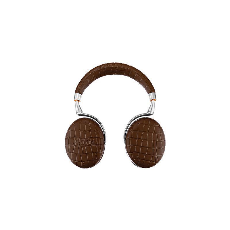 Parrot Zik 3 bezdrátová sluchátka (design by Starck), Brown Croc