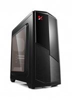 PC case X2 Isolatic 6021 Black, Full tower