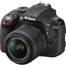 D3300 + AF-P 18-55VR NIKON