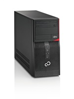 FUJITSU PC P556 - i5-6400@2.7GHz, H110, 4GB-DDR4, 1TB, DVDRW, DVI, DP, 6xUSB, W7PR+W10PR 280W 3r
