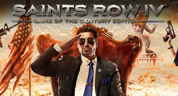 Deep Silver PC hra Saints Row IV Game Of The Century Edition