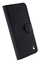 Krusell flipové polohovací pouzdro BORAS FolioWallet pro Samsung Galaxy S7, černá