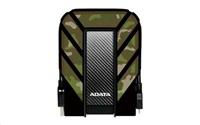 """ADATA Externí HDD 1TB 2,5"""" USB 3.0 DashDrive Durable HD710M, kamufláž (gumový, nárazu/vodě/prachu odolný)"""