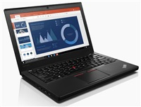 "Lenovo ThinkPad X260 i7-6600U/8GB/256GB SSD/HD Graphics 520/12,5""HD IPS/W7PRO+W10PRO/Black"
