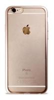 """Puro zadní kryt """"Satin Frame"""" pro iPhone 6/6S, zlatá"""