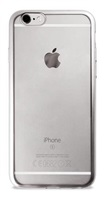 """Puro zadní kryt """"Satin Frame"""" pro iPhone 6/6S, stříbrná"""
