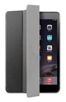 """Puro polohovací flipové pouzdro """"Zeta Slim Plasma"""" pro iPad mini 4, černá"""