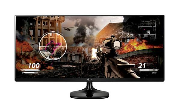 LG LCD 29UM58-P 29'' wide, AH-IPS, 5ms, LED, HDMI, black