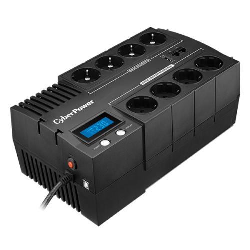 CyberPower BRICs LCD UPS 1000VA/600W - české zásuvky - poškozené balení