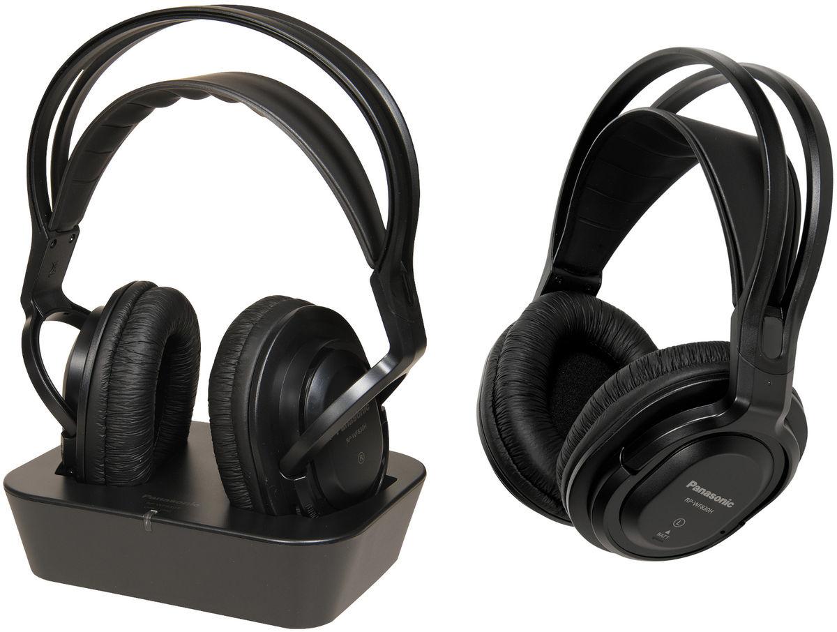 Panasonic RP-WF830WE-K, Black
