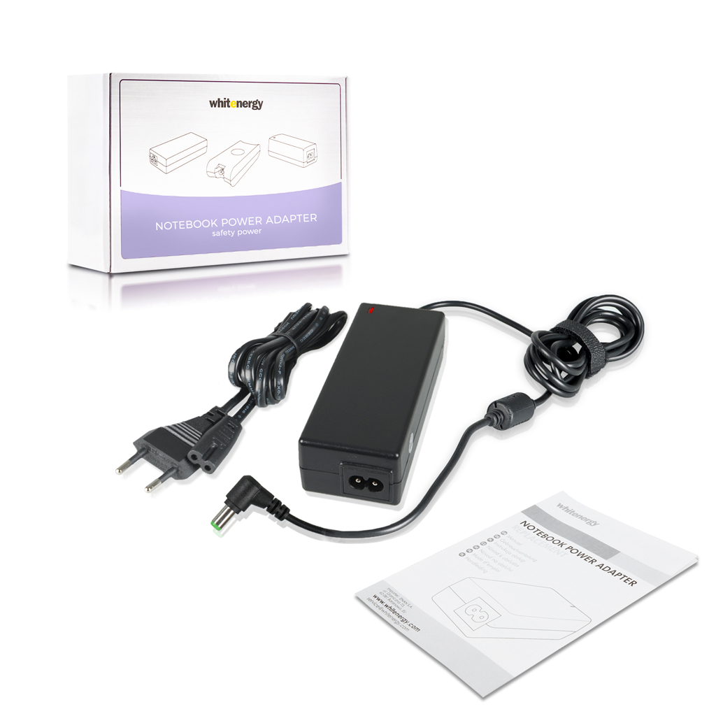 WE AC adaptér 15V/8A 120W konektor 6.3x3.0mm