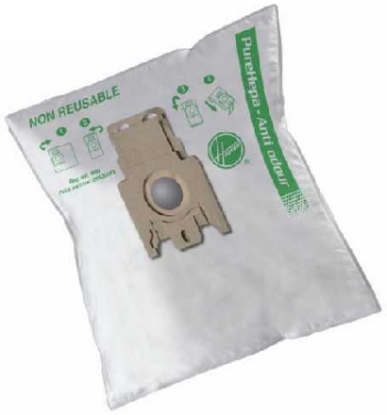 Filtr papírový Hoover H60 do vysav. vysavač Sensory, Freemotion - 4 ks