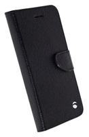 Krusell flipové polohovací pouzdro BORAS FolioWallet pro Samsung Galaxy S7 edge, černá