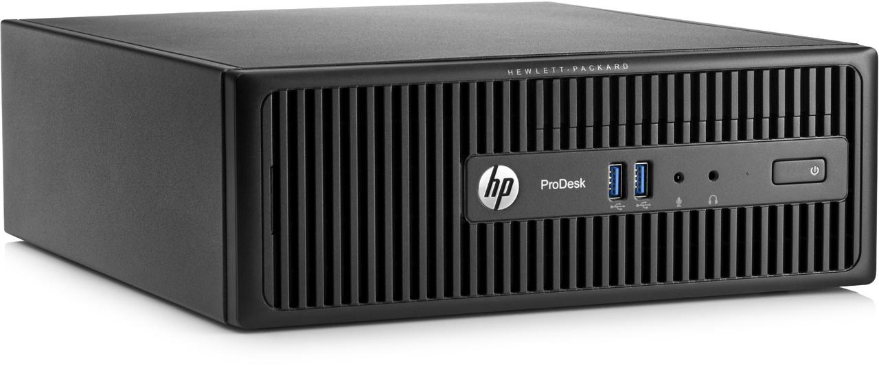HP ProDesk 400 G3 SFF i3-6100/4GB/500G/DVD/1NBD/7+10P