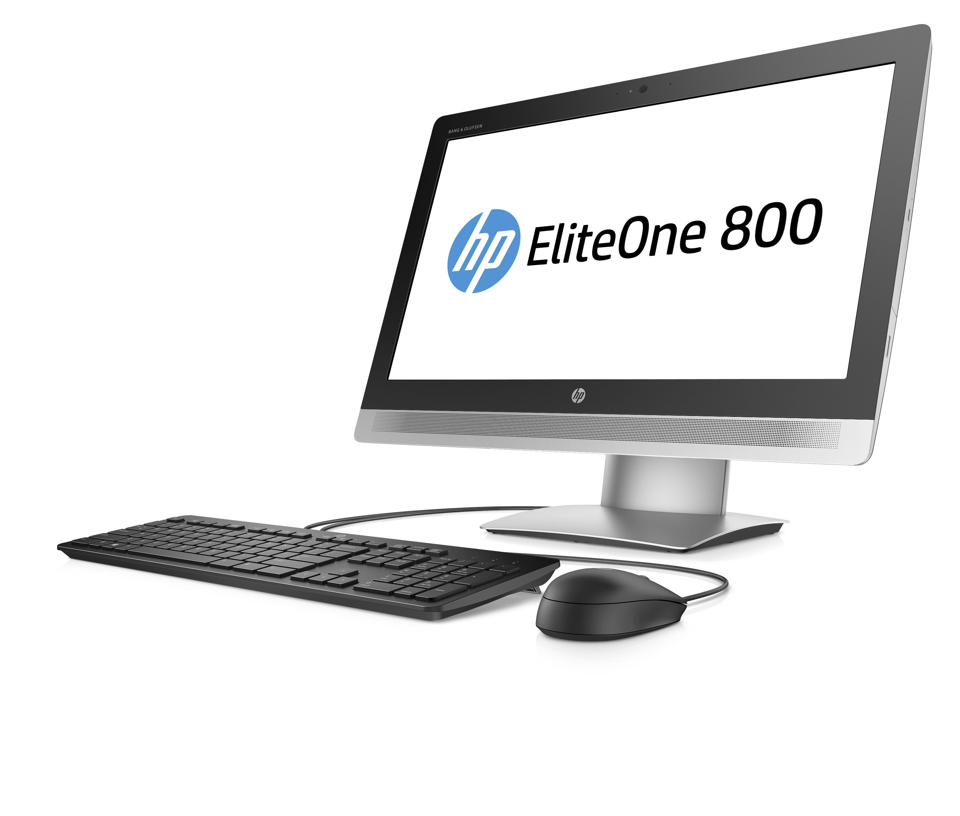 "HP EliteOne 800 G2 AiO 23"" G4400/4GB/500GB/DVD/3NBD/7+10P"