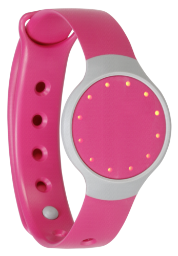 Misfit FLASH Fuchsia Pink Fitness & Sleep Monitor