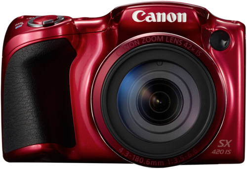 PowerShot SX420 IS Red CANON