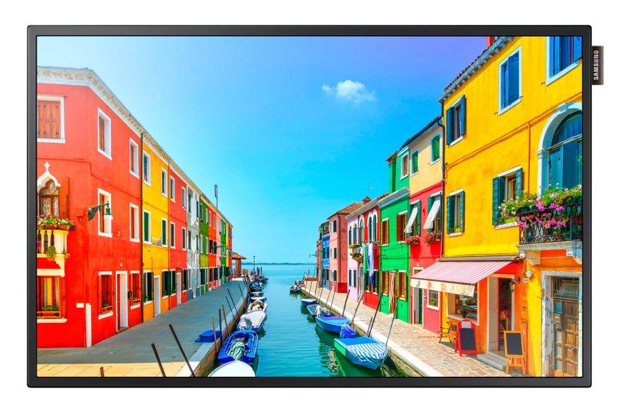 SAMSUNG LFD - LH24OMEPWBC/EN -PVA - panel - , DVI, HDMI, USB, D-Sub, RJ 45, 8ms,