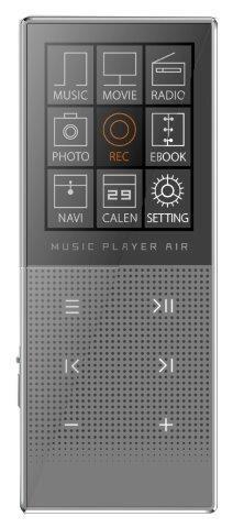 MPHF2/8GB/DGR MP4 přehrávač,FM,microSD