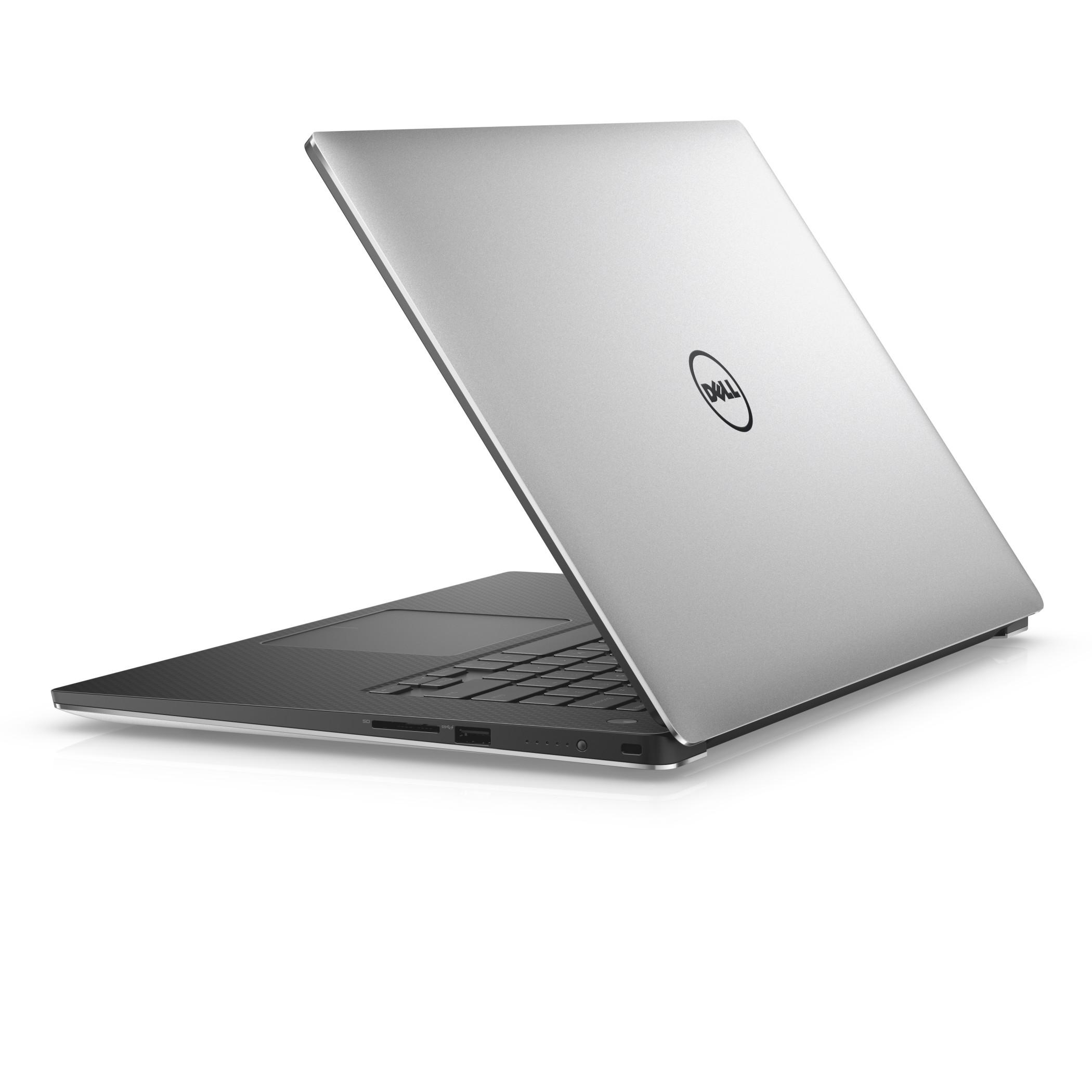 """Dell XPS 15 9550 15"""" FHD i5-6300HQ/8GB/1TB+32SSD/GTX960M/HDMI/WIFI/BT/MCR/W10 Pro/3RNBD/Stříbrný"""
