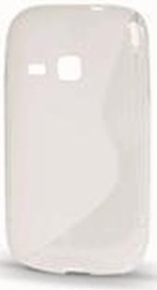 Silicon back case Samsung Galaxy Trend 2 Lite