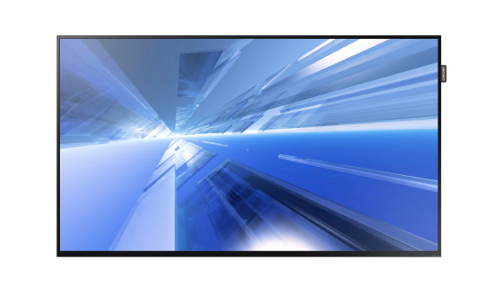 "SAMSUNG LH40DCEPLGC/EN (LFD simple USB content playing) 40"" 16:9 LED/1920x1080/5000:1/8ms/350nits/VESA"