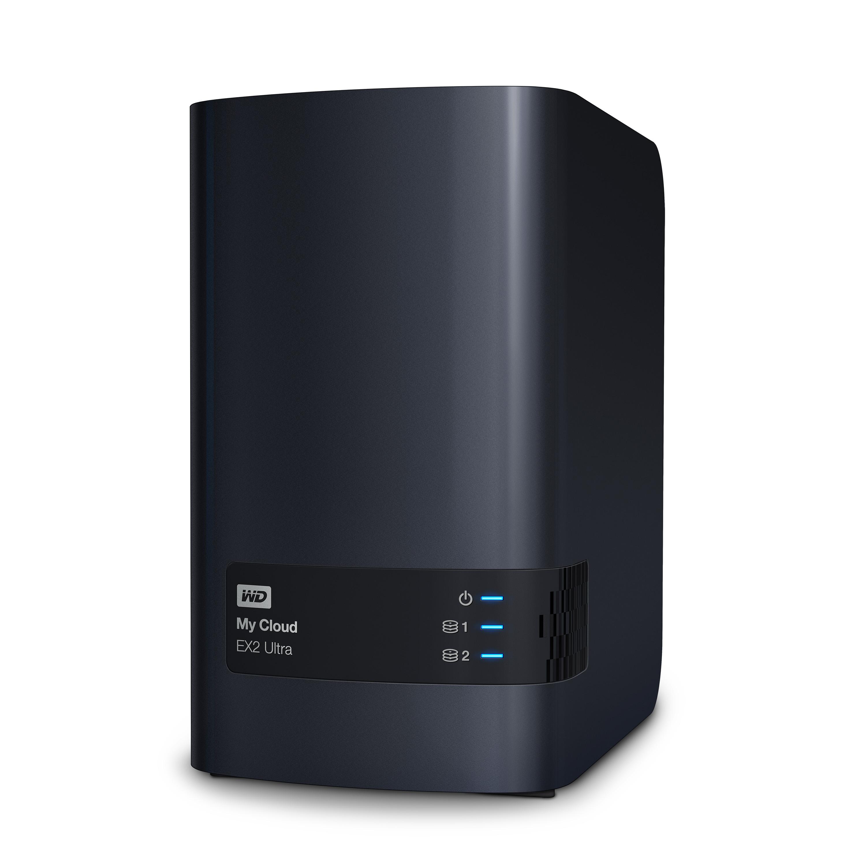 """NAS 3.5"""" WD My Cloud EX2 Ultra 8TB NAS LAN"""