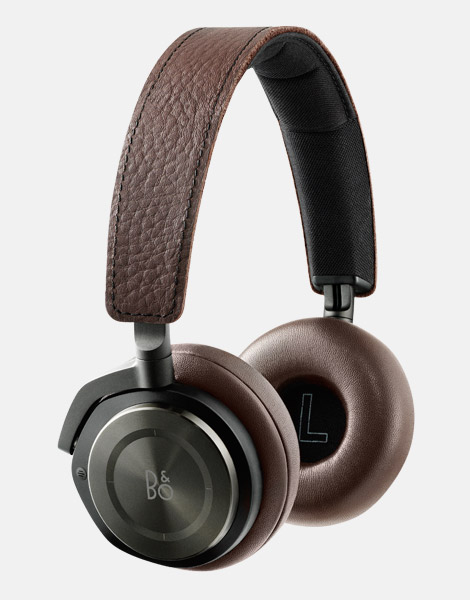 BeoPlay Headphones H8 Gray Hazel