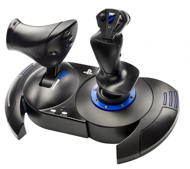 Thrustmaster Joystick T-FLIGHT HOTAS 4 WAR THUNDER STARTER PACK pro PS4 a PC