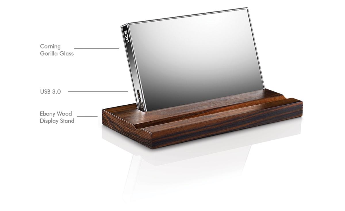 Ext. HDD LaCie Mirror 1TB USB 3.0