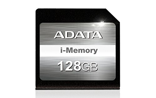 128GB ADATA SDXC přídavná karta pro MacBook Air 13