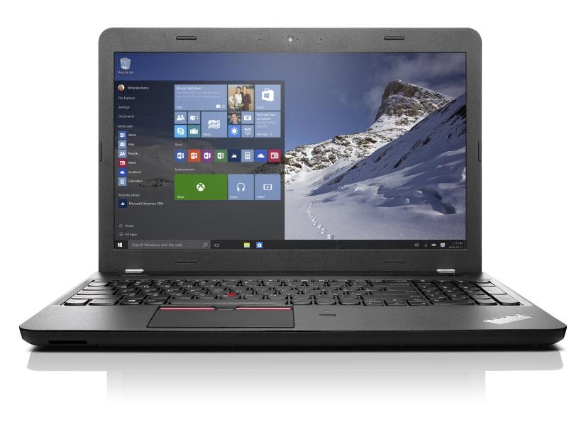 "ThinkPad E560 15.6"" HD/i3-6100U/4GB/500GB/HD/DVD/B/F/Win 7 Pro + 10 Pro"