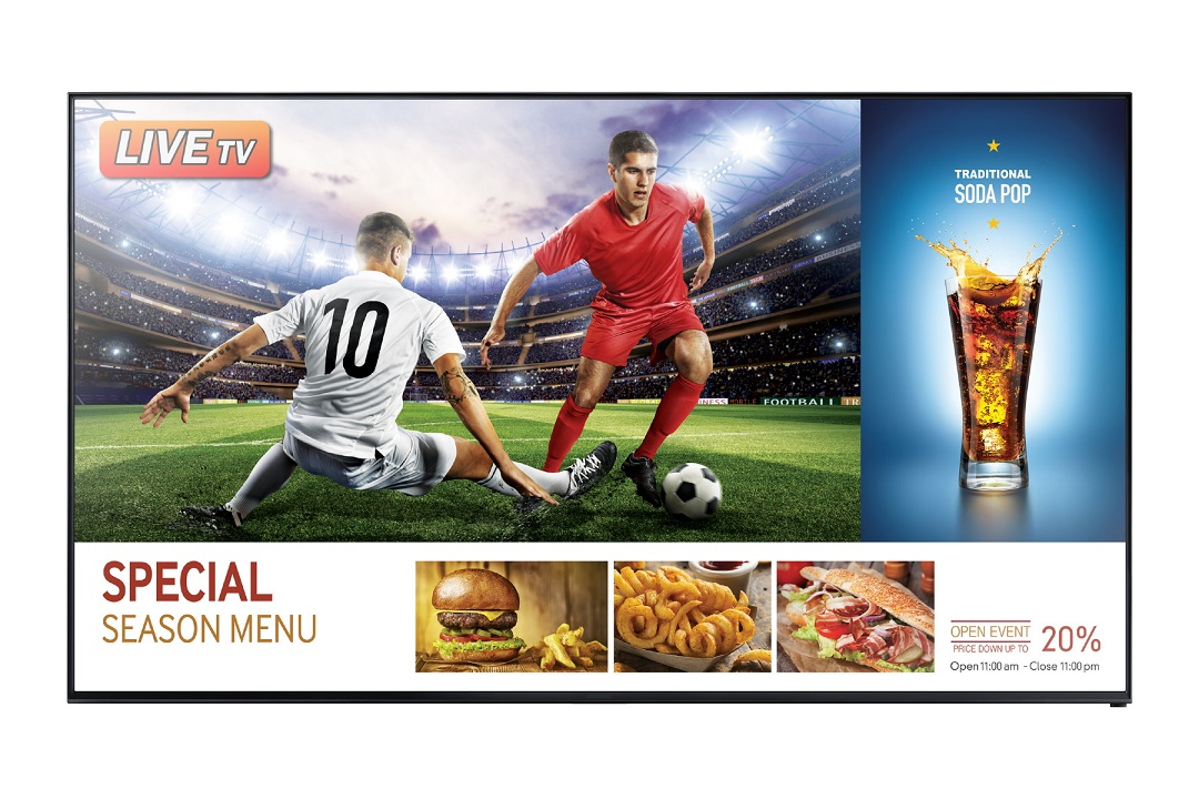 "48"" LED Samsung RH48E-FHD,350cd,Mi,16/7,wifi,t,piv"