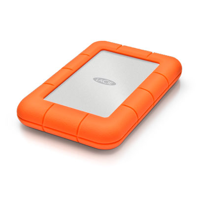 Ext. HDD LaCie Rugged Mini 500GB USB 3.0