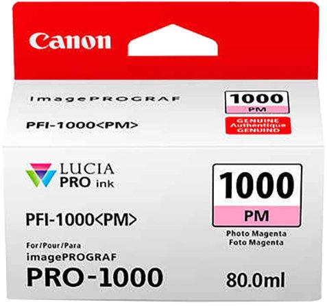 Canon cartridge PFI-1000 PM Photo Magenta Ink Tank