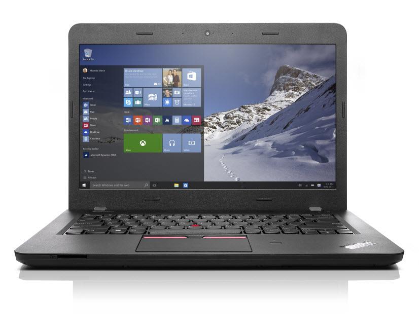 "Lenovo ThinkPad E460 i7-6500U/8GB/1TB 5400ot./Radeon2GB/14""FHD IPS/W10PRO/Black"