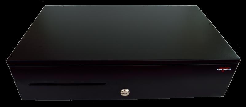 Pokl.zás. SK-500-RJ10P10C,černá,bez kabelu,kov.drž
