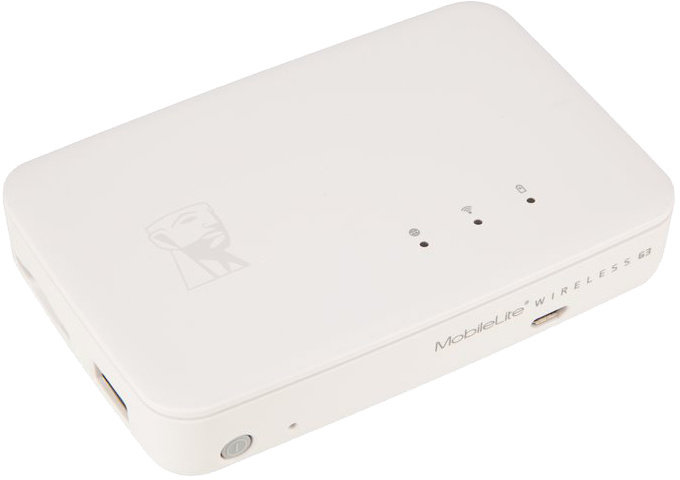 Kingston MobileLite Wireless Flash Reader G3