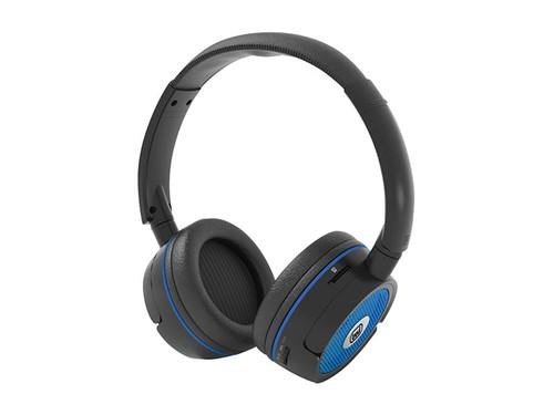MPV 1505/BK Multifunk.sluchátka s MP3/FM