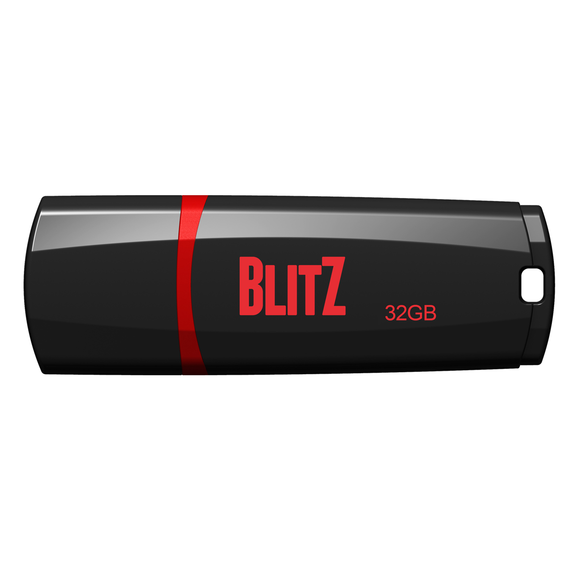 32GB Patriot Blitz USB 3.0, černý LED