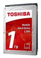 """TOSHIBA HDD L200 1TB, SATA III, 5400 rpm, 8MB cache, 2,5"""", 9,5mm"""