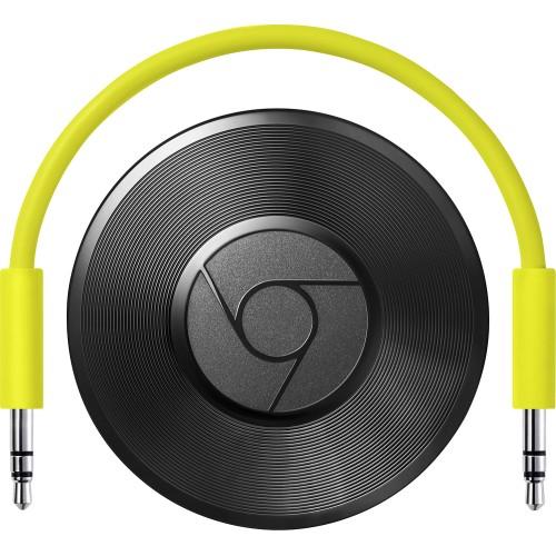 Google Chrome Cast Audio