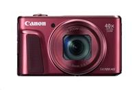 Canon PowerShot SX720 HS, 20.3Mpix, 40x zoom - červený