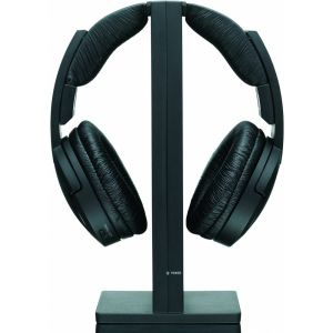 SONY MDR-RF865RK - Bezdrátová sluchátka, 100 m dosah , funkce pro omezení hluku. Automatické ladění sluchátek