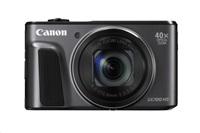Canon PowerShot SX720 HS, 20.3Mpix, 40x zoom - černý