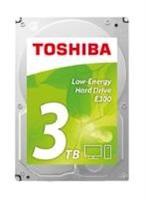 """TOSHIBA HDD E300 3TB, SATA III, 5940 rpm, 64MB cache, 3,5"""""""