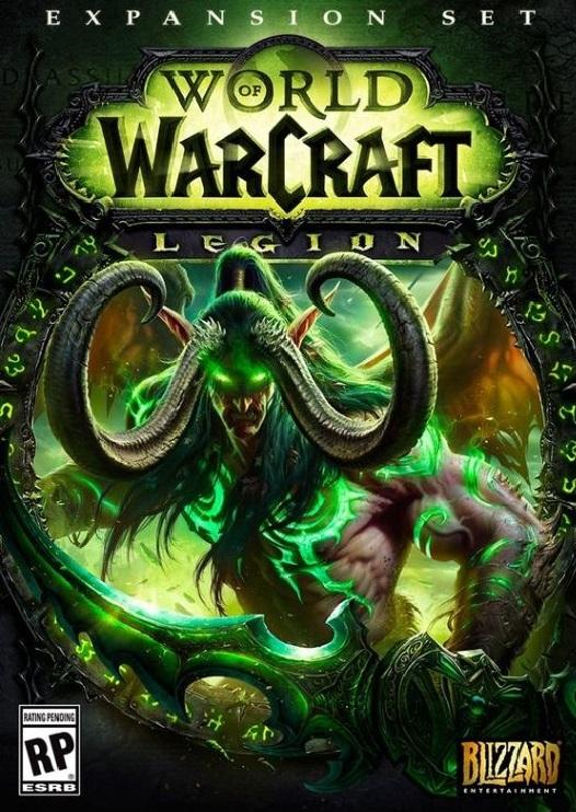 PC CD - World of Warcraft: Legion