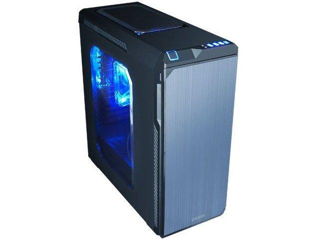 Zalman počítačová skříň Z9 NEO černá Midi Tower (USB 3.0, bez zdroje)