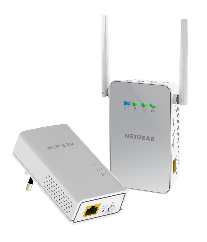 Netgear 1PT GIGABIT PWLINE AV2 AC650 BNDL